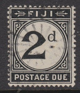 FIJI POSTAGE DUE 1918 2d SG D8 fine used...................................54897