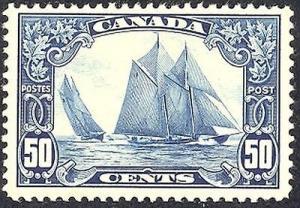 Canada #158  Mint  VF NH