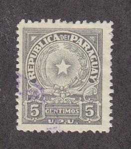 Paraguay Scott #430 Used