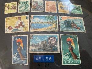 Tanganyika 45-56 LH