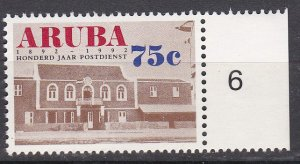 Aruba Sc #79 MNH