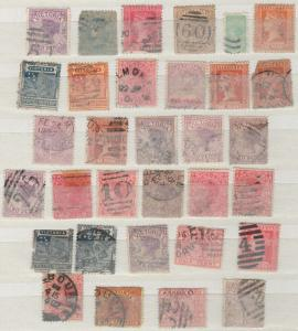 Victoria Stamps