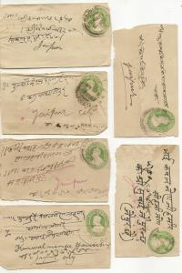 India Assortment of Native Covers (38)