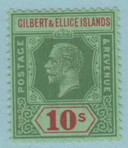GILBERT & ELLICE ISLANDS 31 MINT LIGHTLY HINGED OG * NO FAULTS VERY FINE !