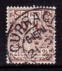 Ireland 110 SG #115 Used - Coat of Arms (1941)