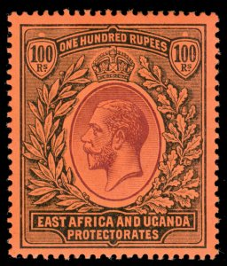 MOMEN: BRITISH EAST AFRICA STAMPS SG #62 1912-21 MINT OG H SCARCE VF