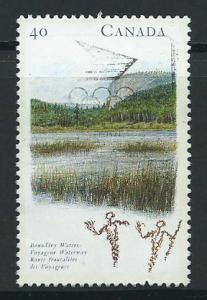 Canada SG 1434 VFU