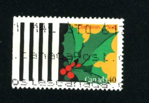 Canada #1588   -4  used VF 1995  PD