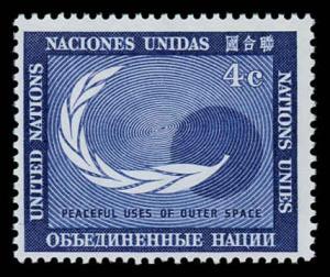 United Nations - New York 112 Mint (NH)