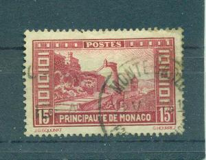 Monaco sc# 110 used cat value $.25