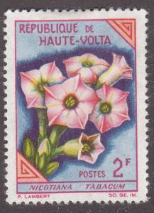 Burkina Faso 114 Tobacco 1963