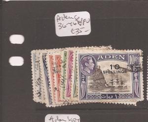 Aden SG36-46 VFU (1cbl)