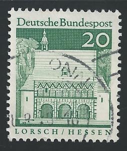 Germany #9N238 20pf Portico, Lorsch