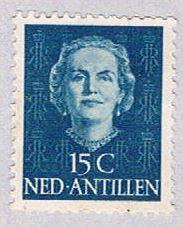 Netherlands Antilles 218 Used Queen Juliana 1950 (BP32426)