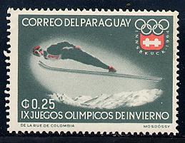 Paraguay Scott # 784, mint