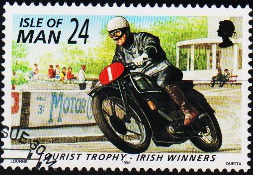Isle of Man. 1996 24p S.G.704 Fine Used
