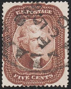 U.S. 29 Used FVF++ (123817)