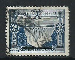 Southern Rhodesia SG 18  FU