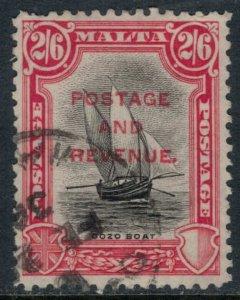 Malta #163  CV $26.00