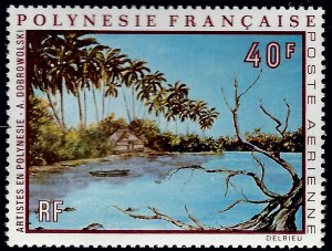 French Polynesia Sc C79 MNH VF SCV$11...French Colonies are Hot!