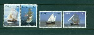 Ireland - Sc# 1142a-4. 1998 Tall Ships. MNH $5.75.