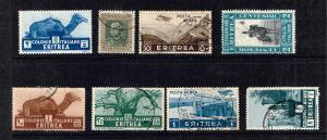 ITALY STAMP  COLLECTION LOT #W2