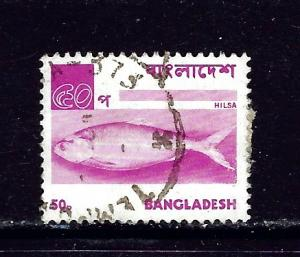 Bangladesh 99 Used 1976 Fish