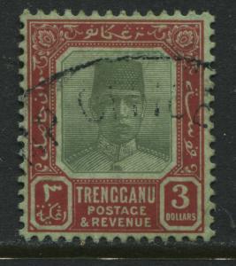 Trengannu 1921 $3 used