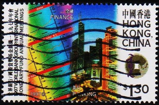 Hong Kong. 1997 $1.30 S.G.907 Fine Used
