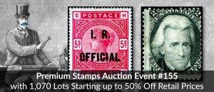 Premium Auction #155