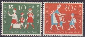 Germany #B354-5 MNH  CV $3.25 (Z4633)