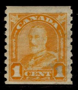 CANADA SG304, 1c orange, M MINT. Cat £11.