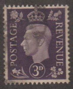 Great Britain Scott #240 Stamp - Used Single