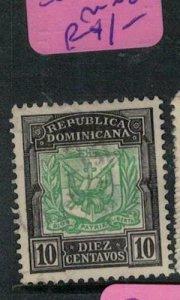 Dominican Republic SC 133 MNG (8euw)