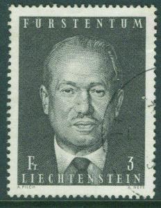 LIECHTENSTEIN Scott 473 MH* 1970 stamp CV$1.25