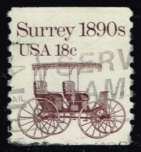 US #1907 Surrey; Used (0.25)