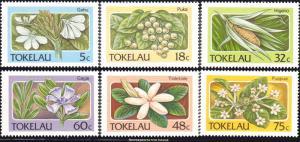 Tokelau Scott 138-143 Mint never hinged.