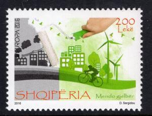 Albania 2983 Europa MNH VF