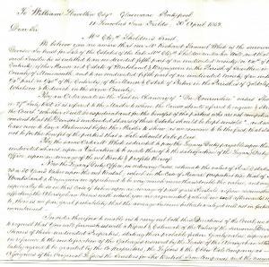 GB WALES Pontypool EL William Llewellyn 1852 {samwells-covers} AD299