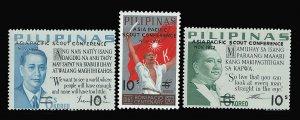 PHILIPPINES 1160-1162 MNH