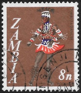 [12844] Zambia Used