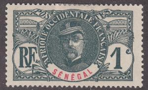 Senegal 57 General L. Faidherbe 1906