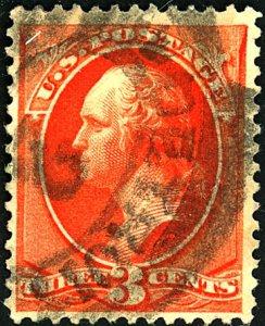 U.S. #214 Used