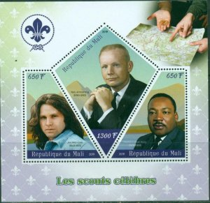 2019 MS celebrity scouts  jim morrison armstrong martin luther king