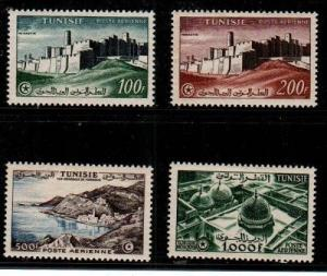 Tunisia Scott C21-4 Mint NH (Catalog Value $25.25)