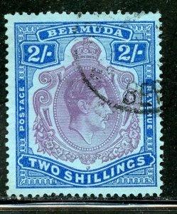 Bermuda # 123, Used. CV $ 12.00