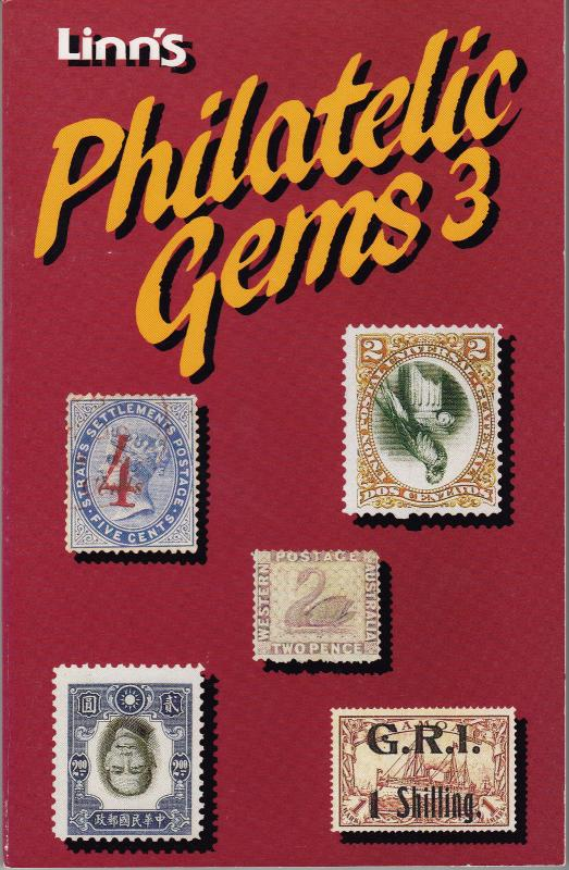 Lynn's Philatelic Gems 3 Book for Stamp Collectors NEW Never Read 174 pages