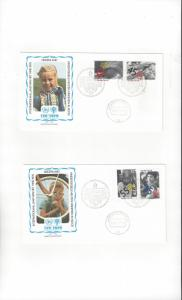 Netherlands FDC 1979 International Year of the Child