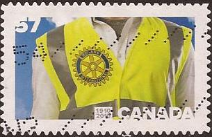 Canada - Scott# (050 - used booklet single) 2394 (2010) V...