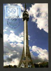 SERBIA-MC-MK-ITU - AVALA TOWER-2015.